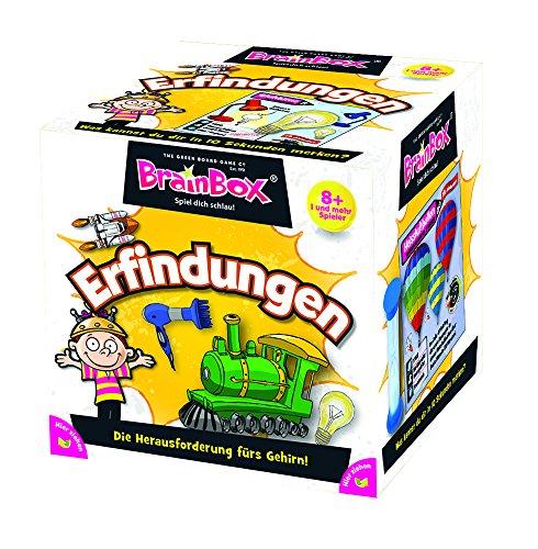 Brain Box 94915 Erfindungen, Lernspiel, Quizspiel für Kinder ab 8 Jahren