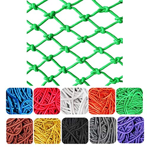 Fantastic Prices! Green Staircase Safety Anti-Fall Net, Balcony Window Sill Kindergarten Playground ...