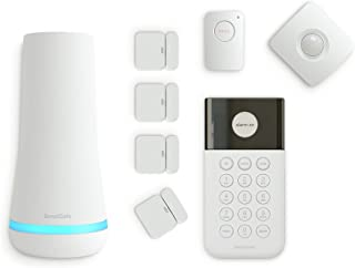 SimpliSafe 8 Piece Wireless Home Security System - Optional 24/7 Professional Monitoring - No Contract - Compatible with A...