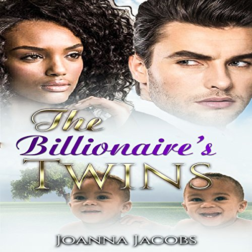 The Billionaire's Twins audiobook cover art