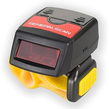 Generalscan GS R1000BT 1D Mini Wearable Ring Bluetooth Barcode Reader