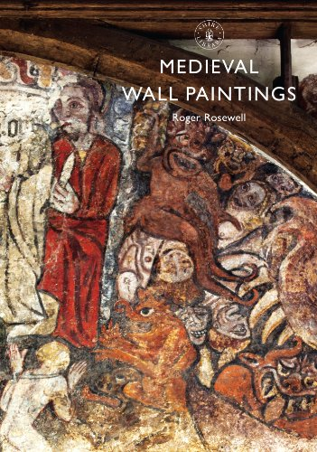 Medieval Wall Paintings (Shire Library Book 767) (English Edition)