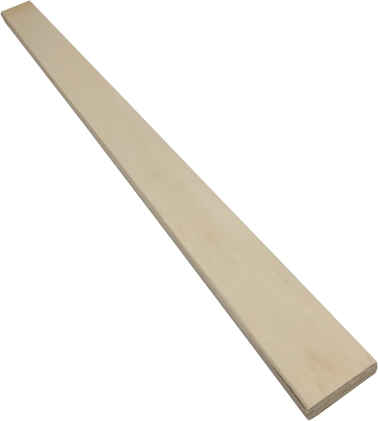 Uncle Bob/® Pack of 6 Replacement Solid Pine Bed Slats 3ft Single