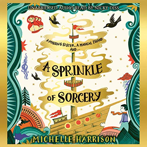 A Sprinkle of Sorcery  By  cover art