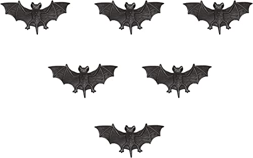 discount Halloween Latex Bat Decoration high quality Soft Rubber Bat Halloween Home Haunted outlet sale House Atmosphere Layout Props Background Decorations sale