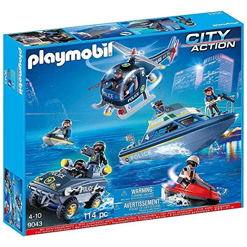 Playmobil, Polizei-Set, 9043