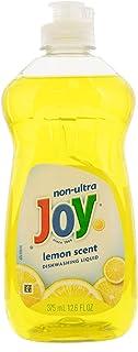 Joy 81209 Liquid Dish Soap, Lemon Scent, 12.6oz - Quantity 1