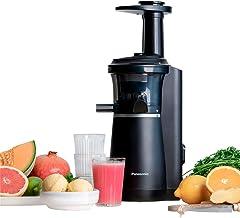 Elektro Entsafter WATSHOME 150 Watt elektrische Saftpresse für Obst /& Gemüse