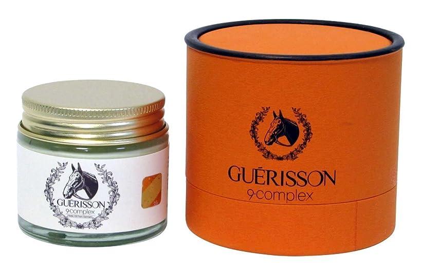 役立つ曲線ボタン[3EA] GUERISSON ゲリソン 9?complex 馬油クリーム (9 Complex Moisturizing Scar Cream Horse Oil Wrinkle Care) 70g*3 [並行輸入品]