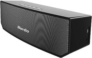 Bluedio BS-5 Portable Bluetooth Wireless 3D Stereo HiFi Speaker with Mic (Black)