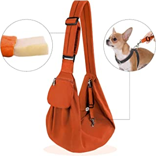 sling style dog carrier