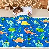 Anjee Kinder-Gewichtsdecke, 100% natürliche Baumwolle, Schwere Decke für Kinder und Jugendliche,...