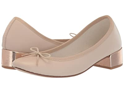 Repetto Camille (Lin Orange Rose) Women