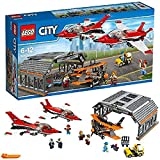 LEGO City 60103 - Aeropuerto, espectáculo aéreo