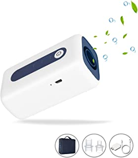 CPAP Cleaner and Sanitizer, Veetop Portable and Rechargeable One-Button 360° All-Round Automatic Cleaner for the CPAP Machines, Masks, Tubing, Household Cleaning-3 Working Modes