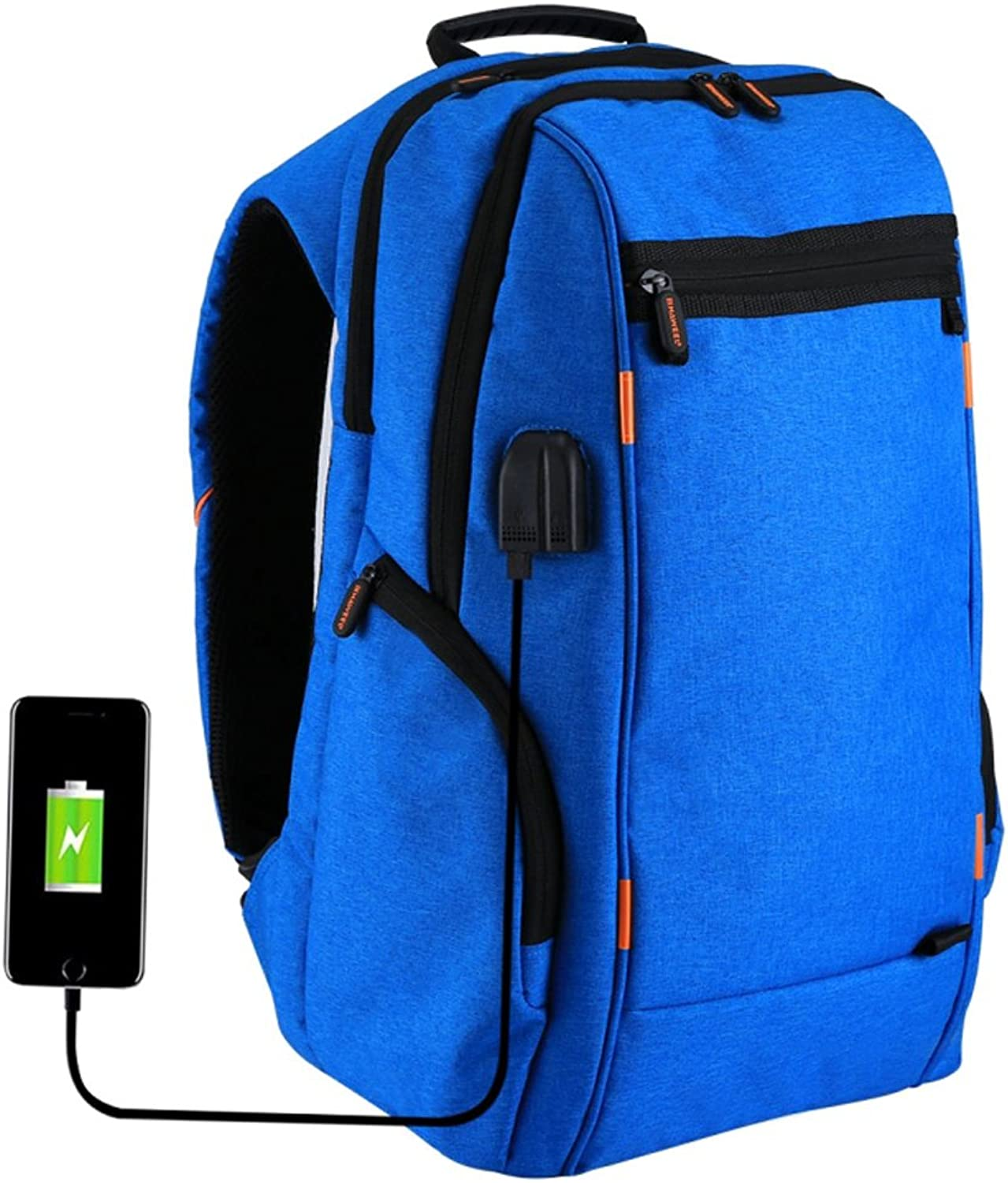 7f68a0cc756d Andoer Outdoor Backpack with USB Port Waterproof Travel Bag ...