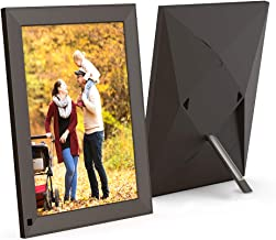 BSIMB 10 Inch WiFi Cloud Digital Photo Frame Digital Picture Frame 2K(2048�1536) IPS Retina Touch Screen Motion Sensor Sent Photos from Anywhere Via APP,Facebook,Twitter,Email(Twili) BX1