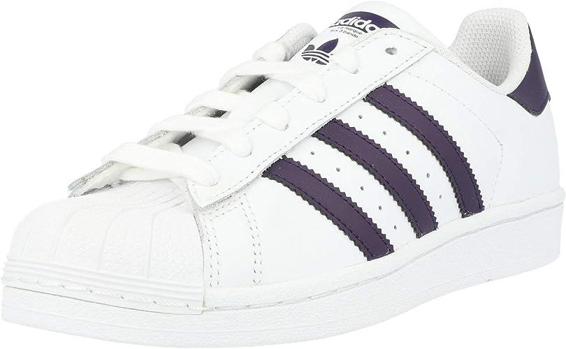 adidas Superstar W, Chaussures de Gymnastique Femme, 36,5,37,5,38,38,5,40