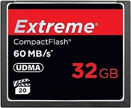 FengShengDa Extreme PRO 32GB CompactFlash Memory Card...