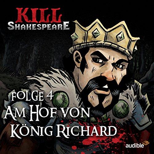 Am Hof von König Richard audiobook cover art