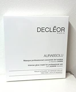 Decleor Aurabsolu Intense Glow Mask, 5 count