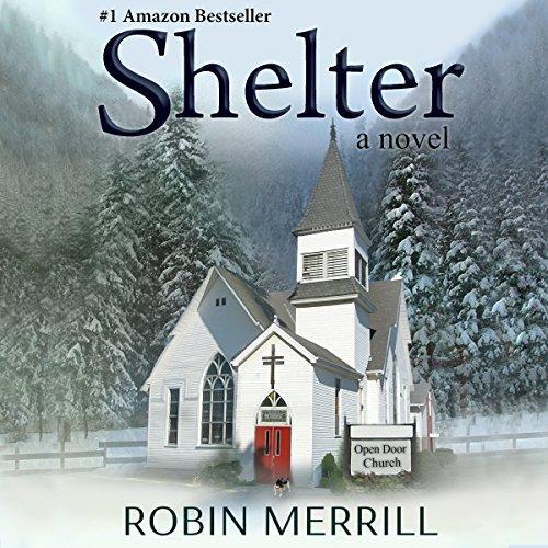 Shelter audiobook cover art