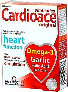 Vitabiotics Cardioace Capsules 30's