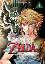 The Legend of Zelda - Twilight Princess T01 d'ISHINOMORI-S