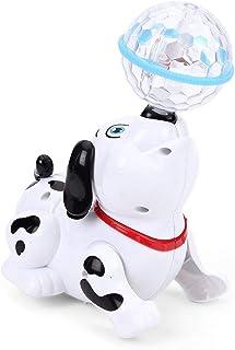 Popsugar Dancing Dog for Kids (White,TH007)