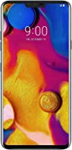 LG V40 THINQ (64 GB, 6 GB di RAM) 6.4 QHD + FullVision Display, 5-Camera, IP68 Polvere/Prova dell'Acqua, 4G LTE Sbloccato gsm Smartphone - US (T-Mobile Sbloccato)