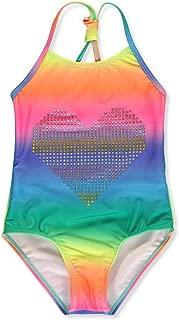 Delia's Girls' 1-Piece Swimsuit