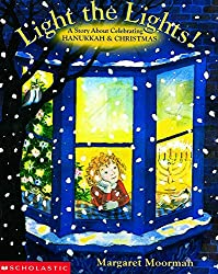 Hanukkah books that include characters who celebrate Christmas.