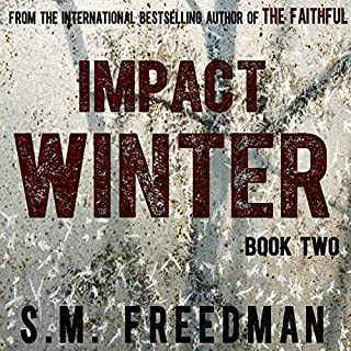 Impact Winter audiobook cover art