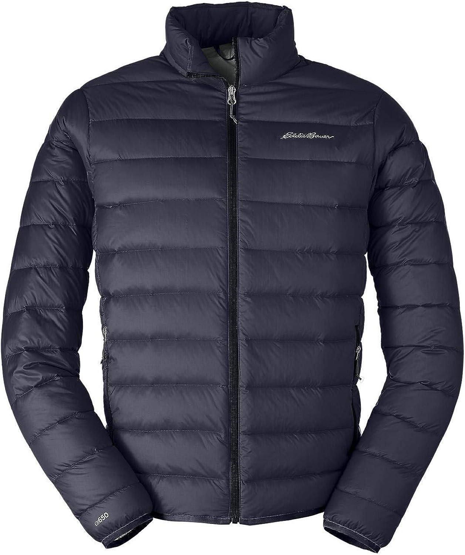 Eddie Bauer Men's CirrusLite Down Jacket, Atlantic Regular S