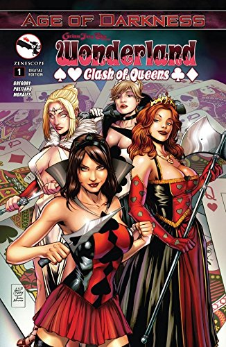 Wonderland: Clash of Queens #1 (of 5) (English Edition)