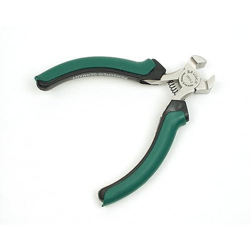 200/mm atramentiert Schwarzer Knipex-Vornschneider mit Kunststoff-Beschichtung