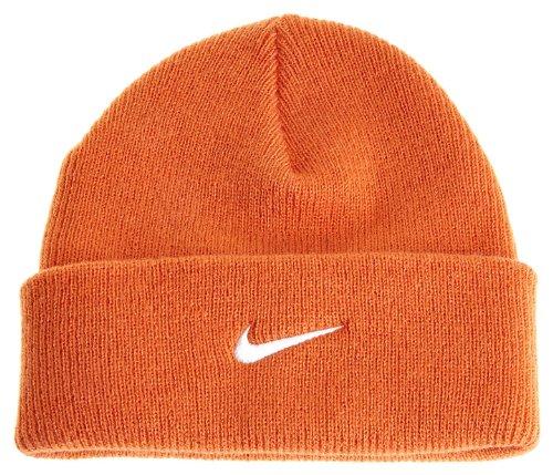 Nike Jnr Unisex - Gorro Infantil, tamaño XS, Color Naranja