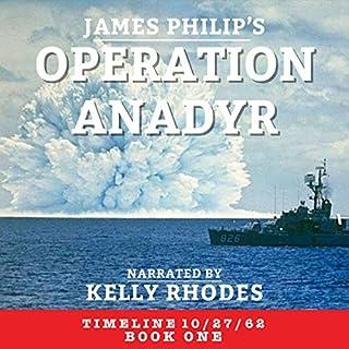 Operation Anadyr audiobook cover art