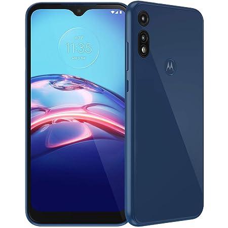 Moto E | Unlocked | Made for US by Motorola | 2/32GB | 13MP Camera | 2020 | Blue