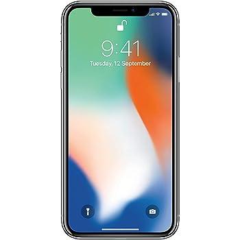 Apple iPhone X 256GB Plata (Reacondicionado)