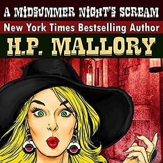 A Midsummer Night's Scream audiobook cover art