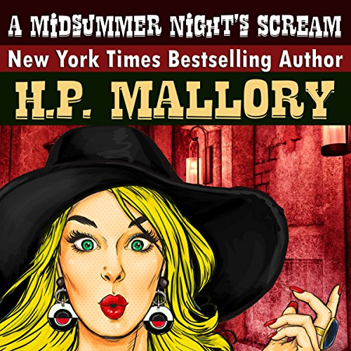 A Midsummer Night's Scream audiobook cover art