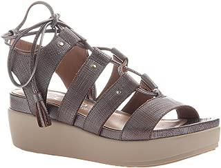 nicole Women's Tris 2 Flats Sandals