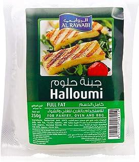 جبنة حلوم قالب من الروابي - 250 غم