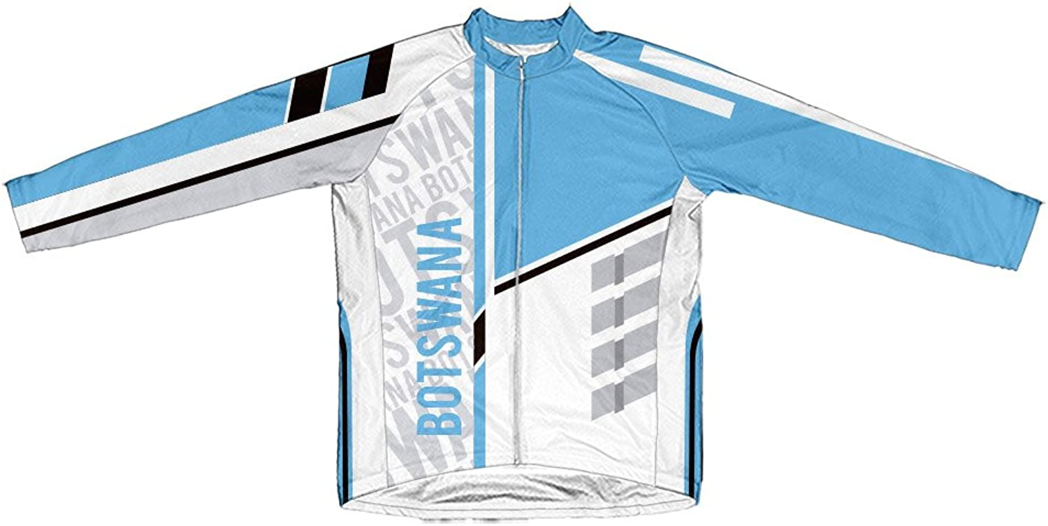 Botswana ScudoPro Winter Thermal Cycling Jersey for Women