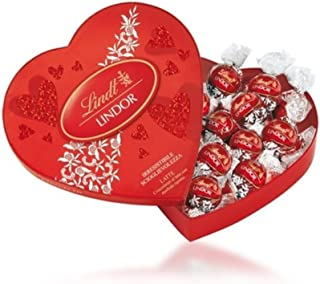 Lindt Lindor Heart shaped box of Chocolates