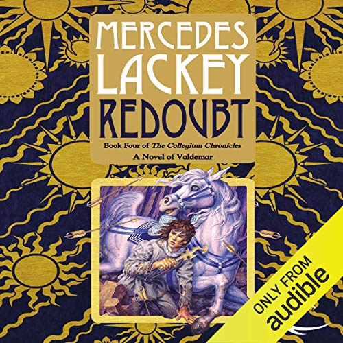 Redoubt Audiobook By Mercedes Lackey cover art