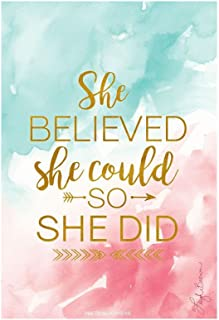 Fresh Scents Scented Sachets - She Believed, Lot of 6