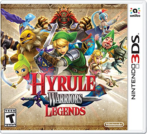 Hyrule Warriors Legends – Nintendo 3DS – Standard Edition