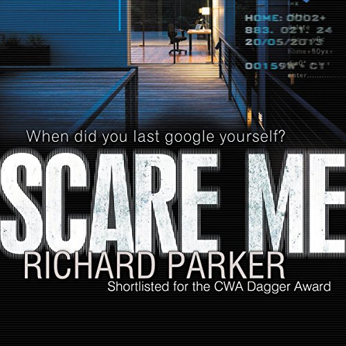 Scare Me audiobook cover art